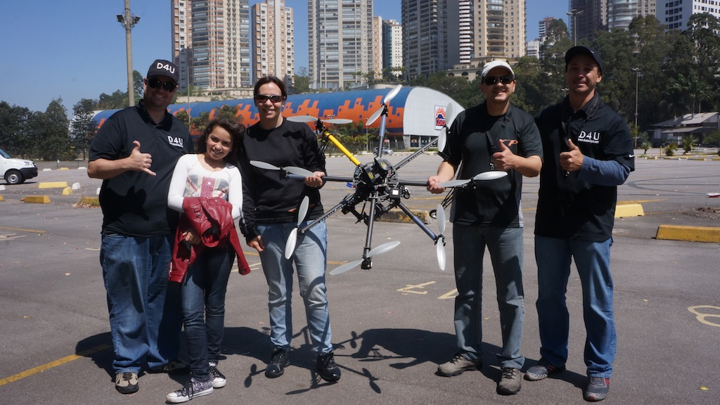 Drones4You e PosProducao